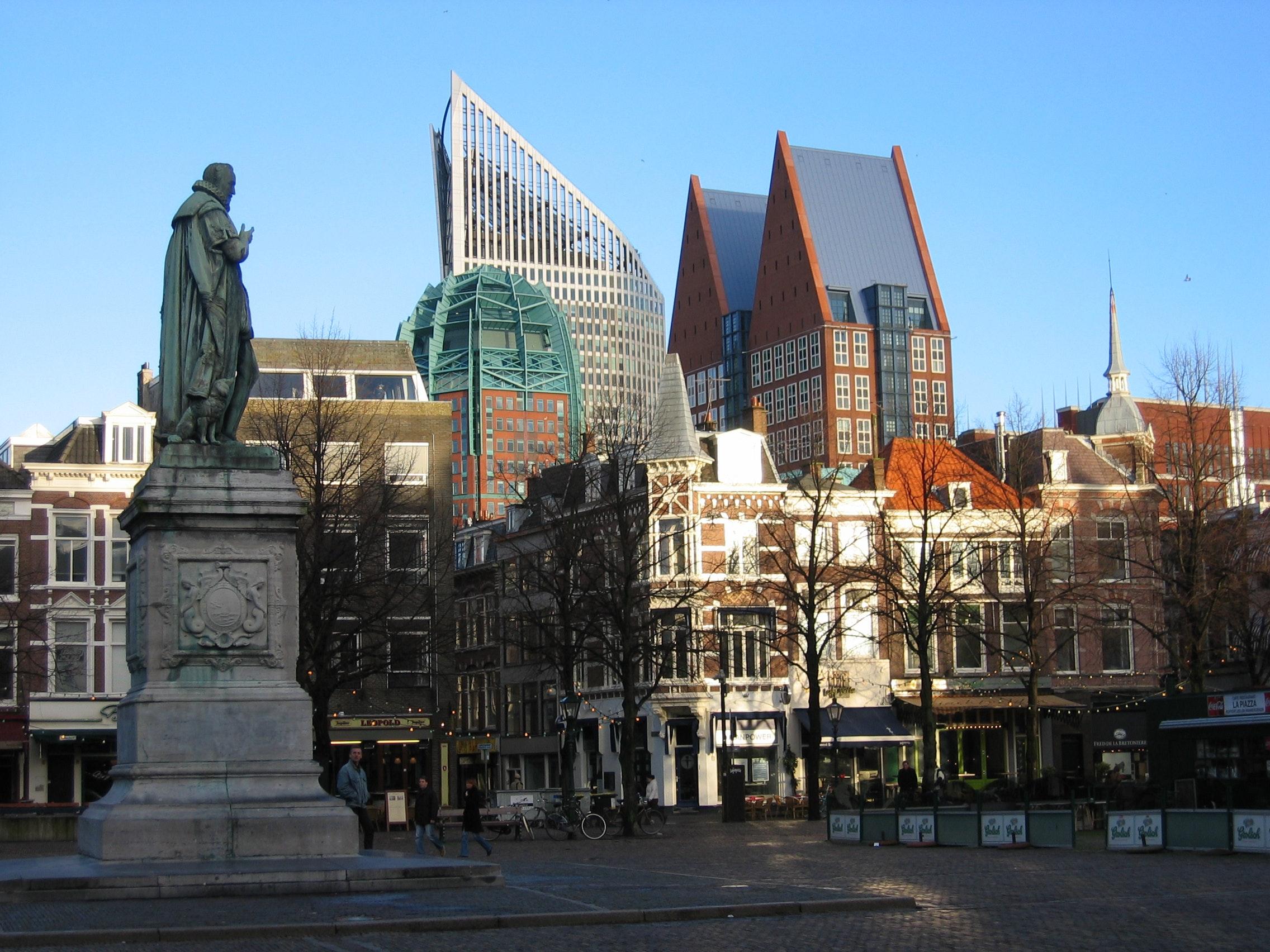 DeedMob pilot launch: Den Haag