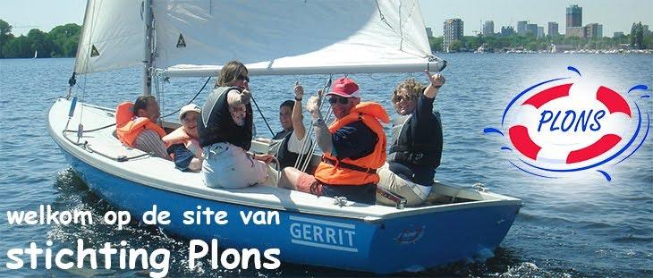 Vrijwilligers/ Schipper bij Stichting Plons